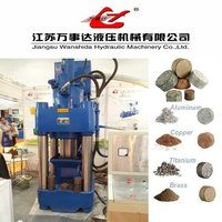 Y83-5000 Scrap Metal Sawdust Briquetting Press