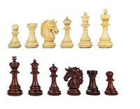 Luxury Budrosewood Chess Pieces Set