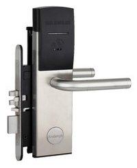 Hotel Lock (Silver)