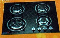 Glass Hobs 4 Burner