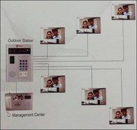 Multi Apartment Video Door Phone
