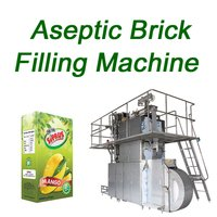 Aseptic Carton Filling Machine