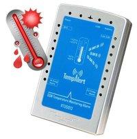 Wireless Temperature Alarm