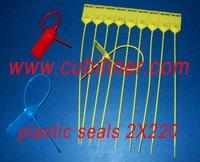 Plastic Security Seals