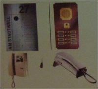 Multi Apartment Audio And Video Door Phone