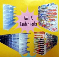 Wall and Center Racks