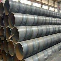 Mild Steel Spirally Welded Pipes