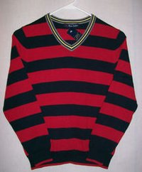 Striped School Sweaters