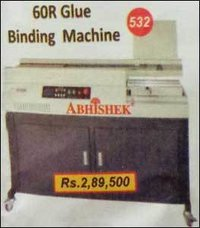 60r Glue Binding Machine