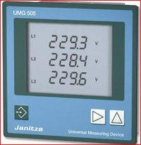 UMG 505 - Power Analyzer