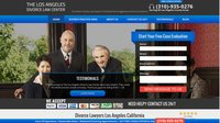 Los Angeles Divorce Law Center Service