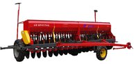 Seeder For Walking Tractor