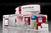 Booth Construction Designing