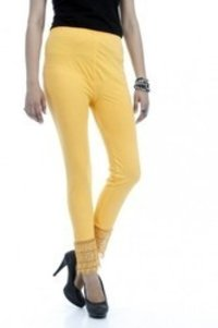 Ladies Ankle Lace Leggings
