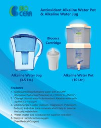 Anti Oxidant Alkaline Jug