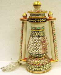 Decorative Marble Handcrafted Lantern