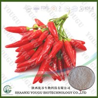 Capsaicin Capsicum Extract Powder