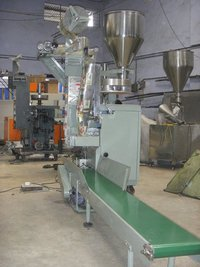Dry Fruits Packing Machine