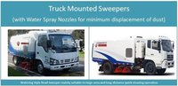 Truck Mounted Sweepers (Water Spray Type)