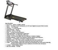 Exercise Treadmills 8