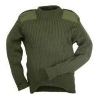Green Army Pullovers