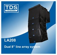 Two Neodymium Compression Drivers Sound System