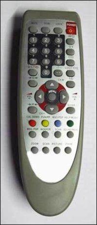 Color Tv Remote Control