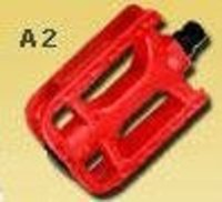 Bicycle Pedal Red