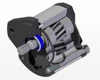 Agriculture Hydraulic Gear Pump