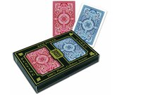 Paisley Kem Plastic Playing Cards