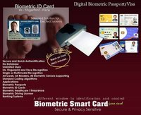 Biometric Java Applets For Smart Cards