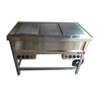 Commercial Bulk Two Coil Stove
