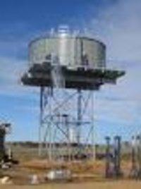 Overhead Water Tanks