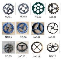 Cast Iron Cambridge Roller Rings
