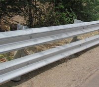 Highway Road Guardrail