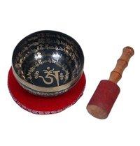 Tibetan Black Singing Bowl