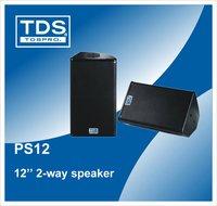 300w 12 Inch 2 Way Professional Passive Loudspeaker With Karaoke Speaker (Ps12)