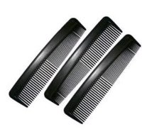 Plastic Pocket Hair Combs