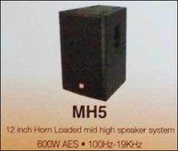 Horn Loaded Mid High Speaker (12 Inch)