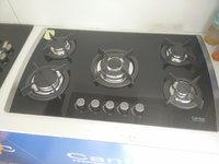 Glass Top Hob