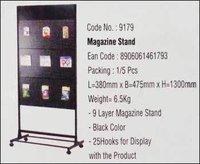 Advertising Magazine Stand