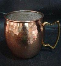 Copper Mosco Mule Mugs