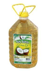 Bottled Coconut Oil