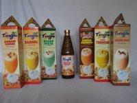 Tingle Dry Fruit Syrups