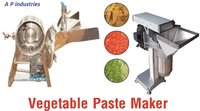 Ginger Garlic Paste Making Machine
