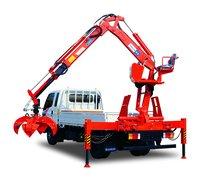 Kn594 Knuckle Boom Crane