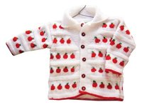 Hand Knitted Kids Sweater