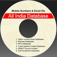 All India Mobile Number And Email Database Cd