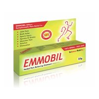 Emmobil Herbal Pain Relieving Ointment