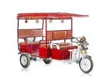 E Battery Rickshaws
